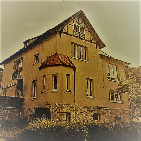 Villa in Franken