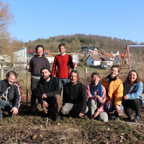 Projekt Paradeis - Gemeinschaft in Hildburghausen, Thüringen