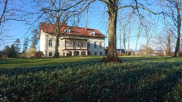 Landhaus mit Dahme