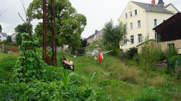 Hausprojekt Alte Schule Borlas