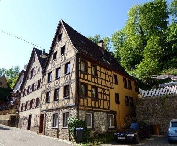 Suchen vegane Mitfinanzierer*innen / Mitwohnende für Haus in Horb