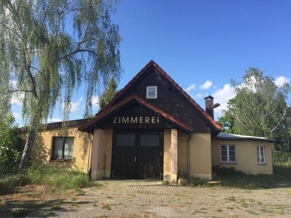 Alte Zimmerei im Spreewald