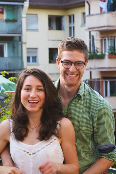 Lukas und Ann-Kathrin