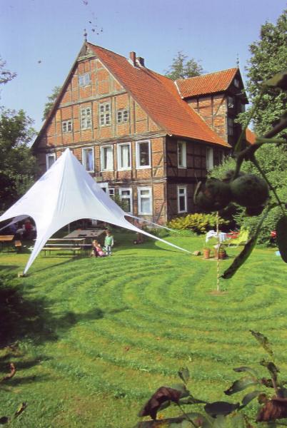 Zeetzer Muehle im Wendland, Niedersachsen