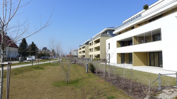 WG Melange - gemeinschaftliches Wohnen in Wien