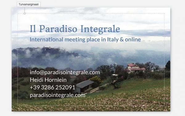 Paradiso Integrale