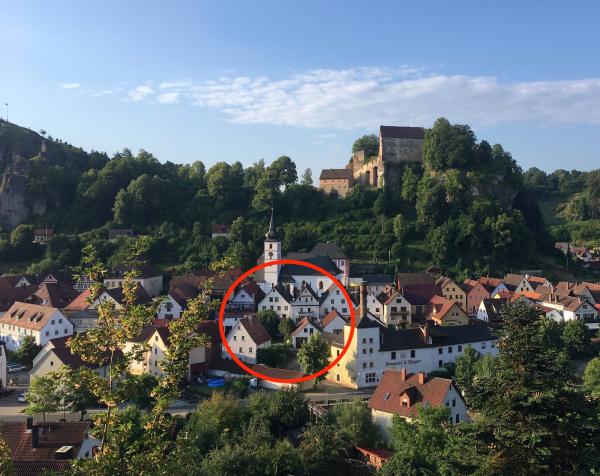 Hausgemeinschaft für Kletterer & Freigeister in Pottenstein/Fränkische Schweiz
