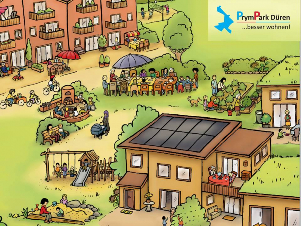 Wir mittendrin! im PrymPark