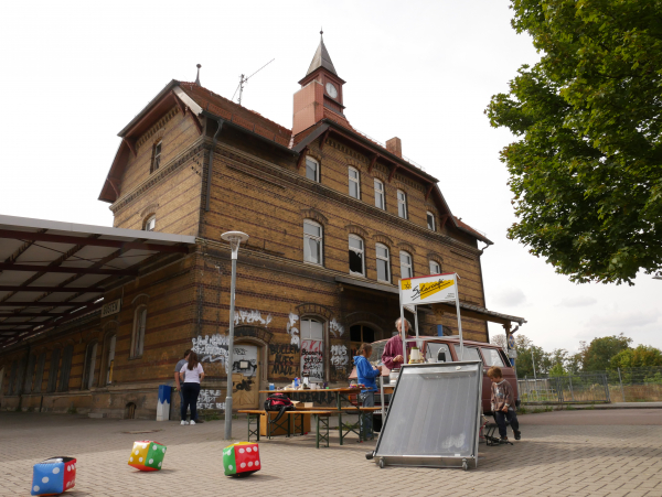 Bahnhof Güsten
